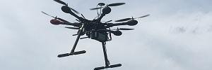 UAV事業部案内のイメージ